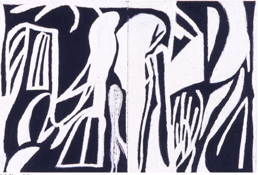 Untitled - Diptych (1989)