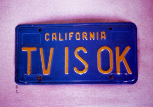 TV IS OK (1979)
