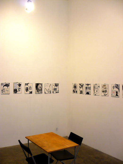 Installation View - collaborations with...